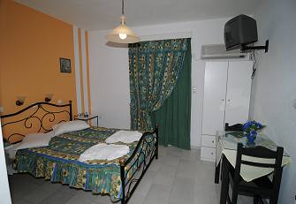 naxos accommodation studios Stratos